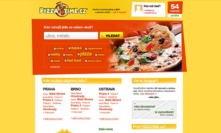 Pizzatime.cz